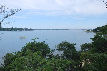 Oak Bluffs Martha's Vineyard vacation rental - The Lagoon. Great for swimming, boating and relaxing.