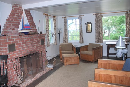 Oak Bluffs Martha's Vineyard vacation rental - Come and relax in the living room