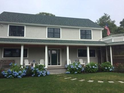 Oak Bluffs, East Chop Martha's Vineyard vacation rental - Front of house