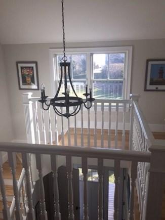 Oak Bluffs, East Chop Martha's Vineyard vacation rental - Open staircase