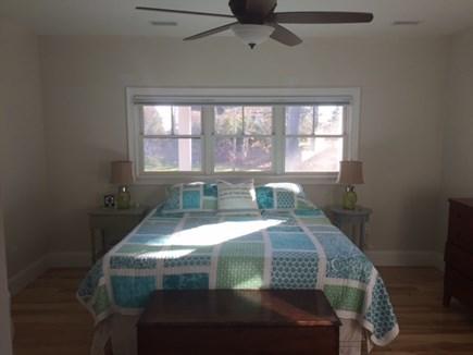 Oak Bluffs, East Chop Martha's Vineyard vacation rental - 1st floor master - king bed