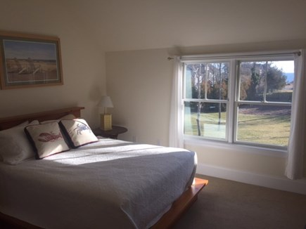 Oak Bluffs, East Chop Martha's Vineyard vacation rental - 2nd floor master suite with private bath, deck and ocean view