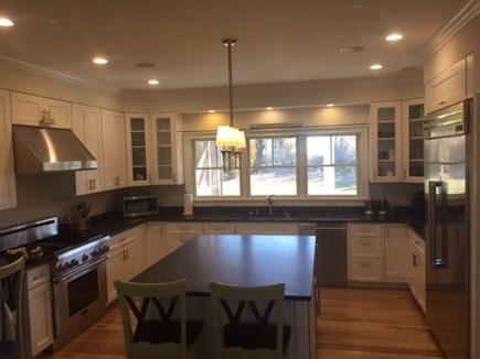 Oak Bluffs, East Chop Martha's Vineyard vacation rental - Gourmet kitchen.