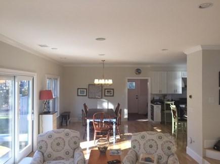 Oak Bluffs, East Chop Martha's Vineyard vacation rental - Spacious living/dining area