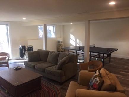 Oak Bluffs, East Chop Martha's Vineyard vacation rental - Bonus room/finished basement