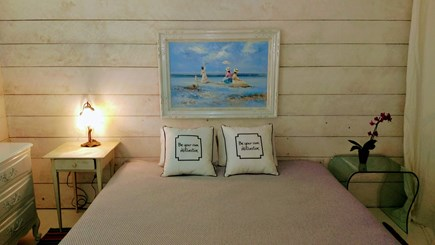 Oak Bluffs Martha's Vineyard vacation rental - King bed