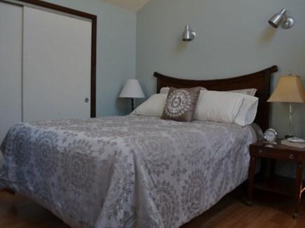 Chilmark Martha's Vineyard vacation rental - Master bedroom with queen bed.