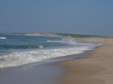 Chilmark Martha's Vineyard vacation rental - House includes a key to beautiful, private Quansoo Beach.