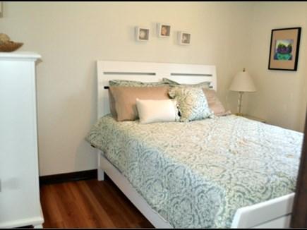 Chilmark Martha's Vineyard vacation rental - First floor bedroom with queen bed.