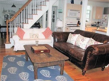 Oak Bluffs Martha's Vineyard vacation rental - Comfortable living room & open floor plan