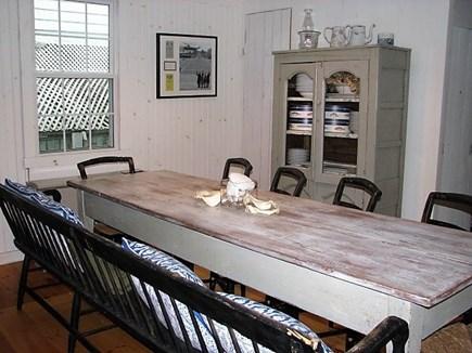 Oak Bluffs Martha's Vineyard vacation rental - Dining room with plenty of seating