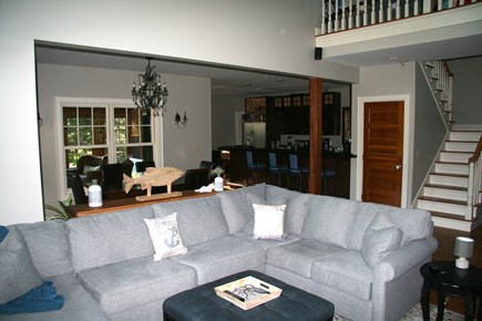 Edgartown Martha's Vineyard vacation rental - Perfect setting for entertainment with friends and family