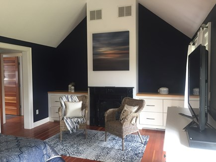 Edgartown Martha's Vineyard vacation rental - Another view of the master bedroom
