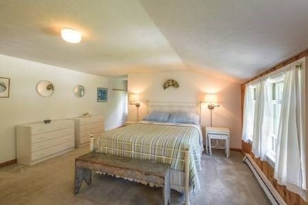 Oak Bluffs, East Chop Martha's Vineyard vacation rental - Upstairs master bedroom with queen bed