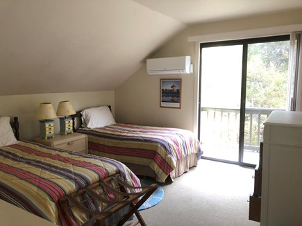 Katama - Edgartown, Edgartown Martha's Vineyard vacation rental - Second floor loft (twin-size)