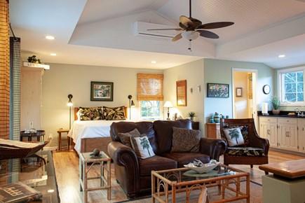 Katama - Edgartown Martha's Vineyard vacation rental - Airy, light filled living area.