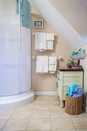Katama - Edgartown Martha's Vineyard vacation rental - Bathroom with standing shower.