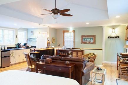 Katama - Edgartown Martha's Vineyard vacation rental - Tastefully decorated in tropical theme.