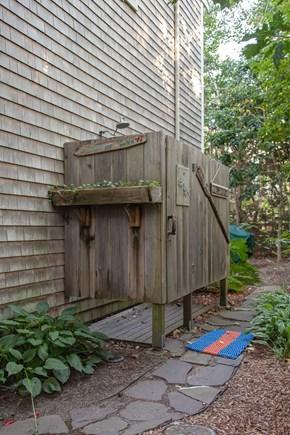 Katama - Edgartown Martha's Vineyard vacation rental - Bonus outdoor shower for after beach-time.