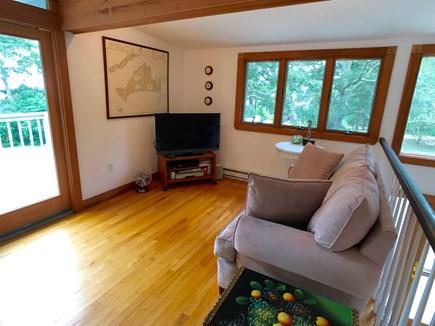 Oak Bluffs Martha's Vineyard vacation rental - TV area