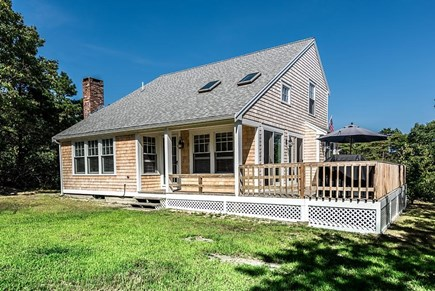 Katama - Edgartown, Edgartown Martha's Vineyard vacation rental - Front of ??