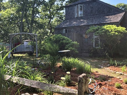 Chilmark Martha's Vineyard vacation rental - Exterior view