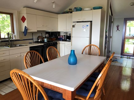 Chilmark Martha's Vineyard vacation rental - Kitchen