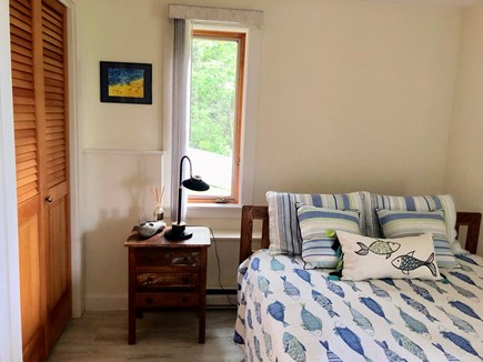 Chilmark Martha's Vineyard vacation rental - Bedroom 2, Queen