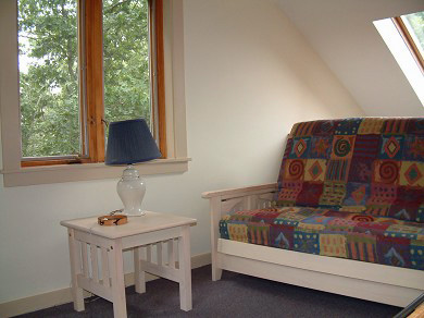 Chilmark Martha's Vineyard vacation rental - Loft area for play or sleeping