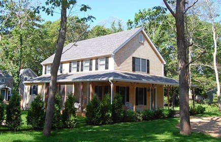 Oak Bluffs Martha's Vineyard vacation rental - Beautiful Contemporary Farmhouse Close to Town/Bike Path
