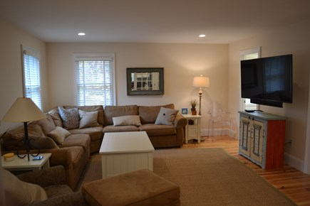 Oak Bluffs Martha's Vineyard vacation rental - The den is a perfect gathering space for games & movies.