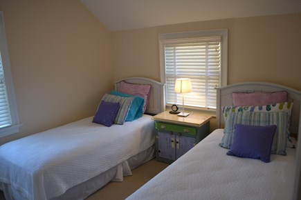 Oak Bluffs Martha's Vineyard vacation rental - Bedroom with 2 twins.