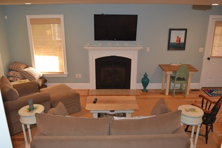 Oak Bluffs Martha's Vineyard vacation rental - One of the many gathering spaces in the home.