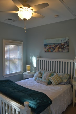 Oak Bluffs Martha's Vineyard vacation rental - Lovely second bedroom with a queen bed.