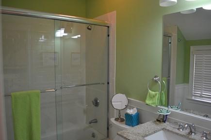 Oak Bluffs Martha's Vineyard vacation rental - Master bath.