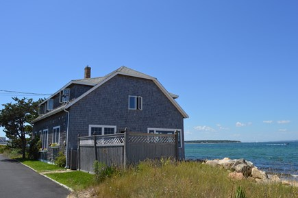 Oak Bluffs, East Chop Martha's Vineyard vacation rental - East Chop Water-front rental with private beach