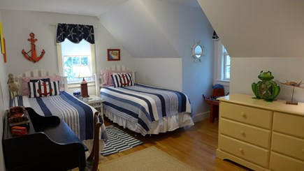 Edgartown Martha's Vineyard vacation rental - 2nd floor Twins
