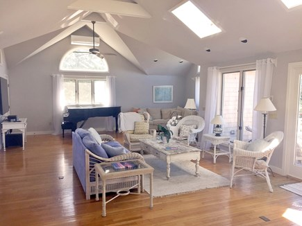 Katama - Edgartown, Edgartown Martha's Vineyard vacation rental - Open Concept Living Room