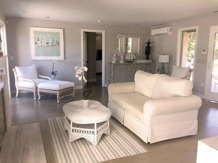 Katama - Edgartown, Edgartown Martha's Vineyard vacation rental - Downstairs sitting room