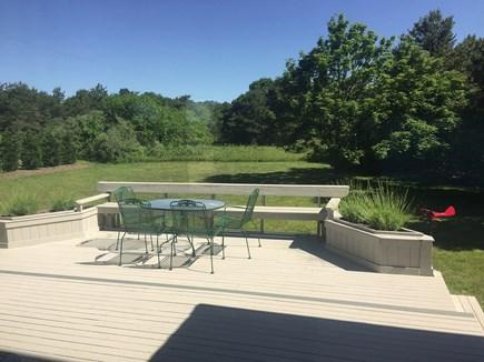 Katama - Edgartown, Edgartown Martha's Vineyard vacation rental - Backyard