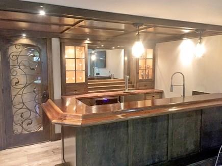 Katama - Edgartown, Edgartown Martha's Vineyard vacation rental - Basement Bar