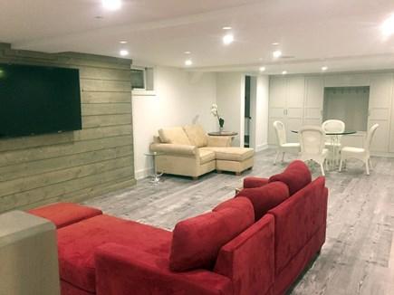 Katama - Edgartown, Edgartown Martha's Vineyard vacation rental - Basement Sitting area