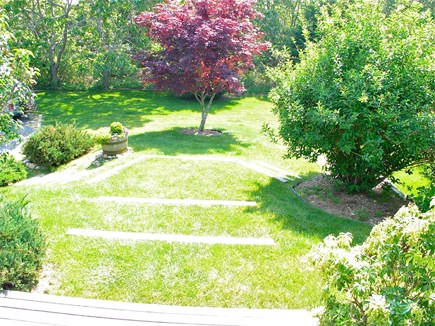 Katama - Edgartown, Edgartown Martha's Vineyard vacation rental - Huge manicured lawn