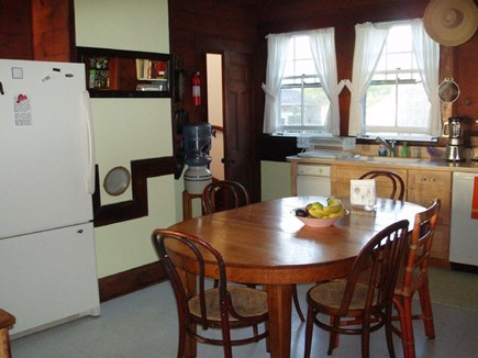 Oak Bluffs Martha's Vineyard vacation rental - Fully remodeled kitchen (updated from photo).