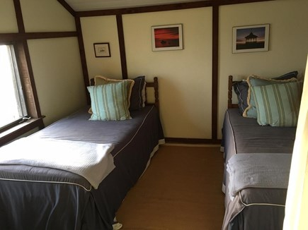 Oak Bluffs Martha's Vineyard vacation rental - Two of the six twin beds