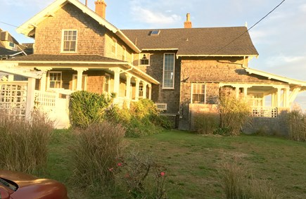 Oak Bluffs Martha's Vineyard vacation rental - Back view