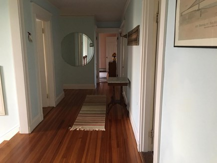 Oak Bluffs Martha's Vineyard vacation rental - Upstairs hallway