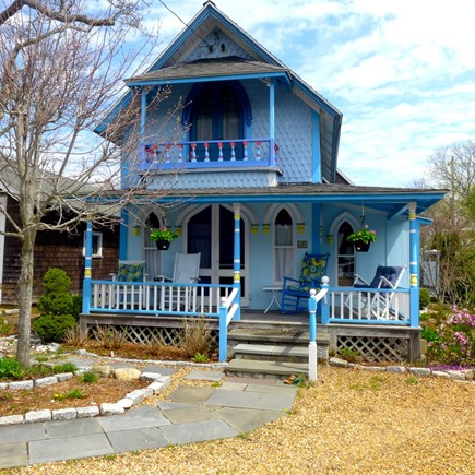 Oak Bluffs Martha's Vineyard vacation rental - Prime Location Gingerbread right in town