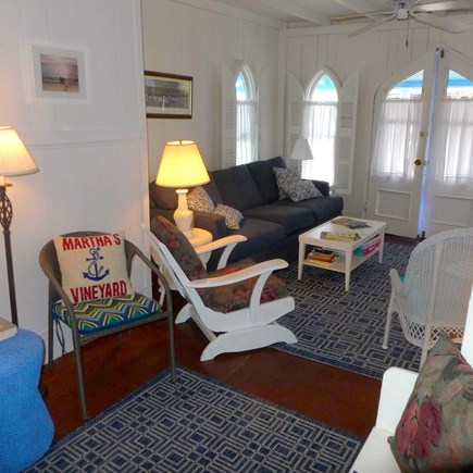 Oak Bluffs Martha's Vineyard vacation rental - Living area