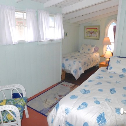 Oak Bluffs Martha's Vineyard vacation rental - Downstairs twin bedroom